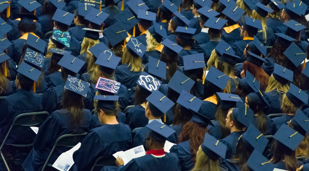 Voucher program can help with commencement cap and gown costs |