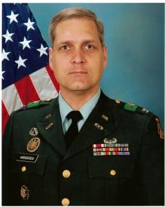 Col. Scott Haraburda