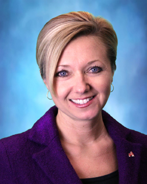 Mayor Rosalynn Bliss