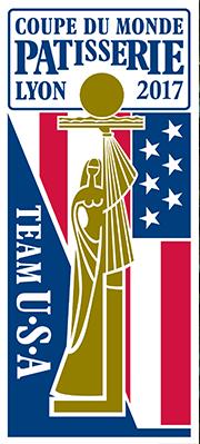 Coupe du Monde Patisserie Lyon 2017 Team U.S.A.