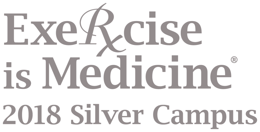 Exercise is Medicine 2018 Silver Campus